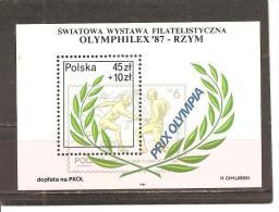 Polonia-Poland Nº Yvert  BF-114 (MNH/**) - Blocks & Sheetlets & Panes
