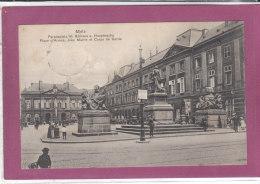 57.- Place D' Armes Avec Mairie Et Corps De Garde - Metz