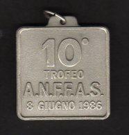 ANFFAS - 10° TROFEO 1986 - CDR FERRARA - Sport