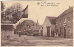 Haacht - Brabantstraat En Klooster - Haacht