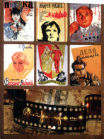 (408) Ukraine Movies - Affiches Sur Carte