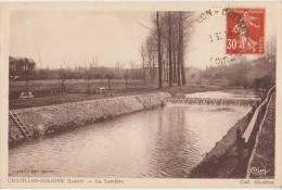CPA 45 CHATILLON COLIGNY La Lancière 1930 - Chatillon Coligny