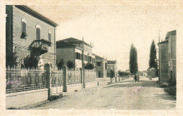 CODIFIUME (ferrara) - Via Fascinata, Villa Masotti E Salita Sul Reno, Animata, Viagg. 1935 Lieve Graffio  - MAR-02-20 - Ferrara