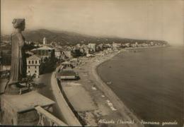 ALBISSOLA SAVONA VG. 1939 BELLA AFFRANCATURA - Savona