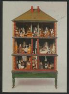 PUPPENHAUS Logohaus 3-stöckig Dollhouse Poupées 2004 - Jeux Et Jouets