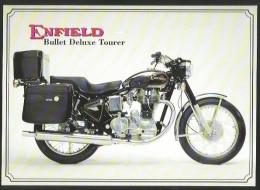ROYAL ENFIELD Bullet Deluxe Tourer Motorrad Motorcycle Importeur EGLI-Motorradtechnik Bettwil 2011 - Moto