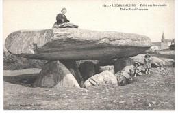 LOCMARIAQUER - Table Des Marchands - Locmariaquer
