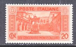 ITALY  232  * - 1900-44 Vittorio Emanuele III