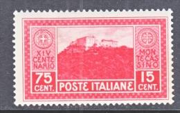 ITALY  235  * - 1900-44 Vittorio Emanuele III