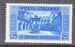 ITALY  236  * - 1900-44 Vittorio Emanuele III