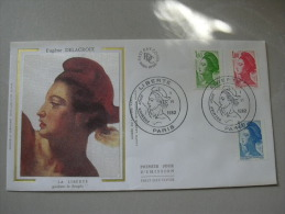 DELACROIX  PARIS - 1980-1989