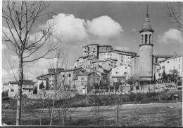 MARCHE-PESARO- SANT'AGATA FELTRIA VEDUTA PANORAMA ANNI 50/60 - Italia