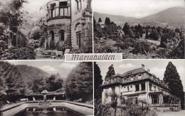 Ak Baden-Baden, Erholungsheim Mariahalden, Mehrbildkarte - Baden-Baden