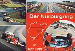 Ak Nürburgring, Nordschleife, Mehrbildkarte, 1974 - Bad Neuenahr-Ahrweiler