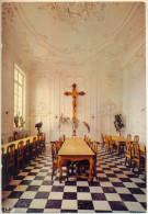 _4cp941: Norbertijnenabdij Postel 2400 MOL : Monumentverklaarde Rococo Refter 1750 - Mol