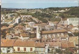83----LA GARDE--Vue Générale--au Loin ,le Quartier D L'Oasis--cpsm Gf --colorisée - La Garde Freinet