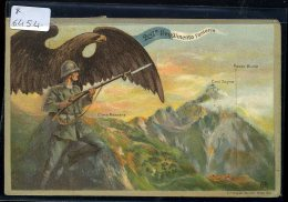 207 REGGIMENTO FANTEIA  BRIGATA TARO - Guerra 1914-18