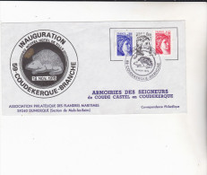 FRANCE : Inauguration De L'hotel De Ville 12/11/1978 - Postmark Collection (Covers)