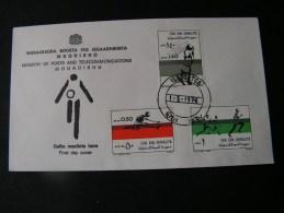 == Somali FDC 1974  Sport - Somalia (1960-...)