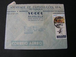 == Angola, Cv.  Burd 1955 - Angola