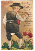 RARE : Carte Humoristique: Veux Tu Voir Mulhouse Sans Te Déranger, Ne Te Gêne Pas, Lève Mes Pantalons - Mulhouse