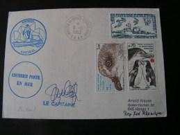 == TAAF Cv. 1983  Anarctis - Französische Süd- Und Antarktisgebiete (TAAF)
