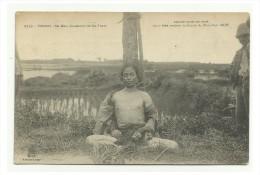 TONKIN BA-BIEU LIEUTENANT DU DE-THAM EXPOSE APRES SA MORT EDITION DIEULEFILS N°3332 - Viêt-Nam
