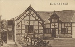 The Old Mill At Rossett   (AAG 353 - Pays De Galles