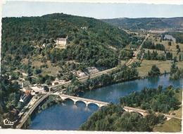 La DORDOGNE à ROUFFILAC Près CARLUX - Neuve TTB - Other Municipalities