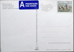 Iceland 1997card  Minr.879  ( Lot  2480 ) - 1944-... Republique