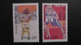 Norway - 1996 - Mi.Nr. 1206-7**MNH - Look Scan - Norwegen
