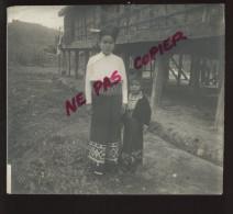 VIETNAM - FEMME ET FILLETTE HUA-PANH - FEVRIER 1909 - Lugares