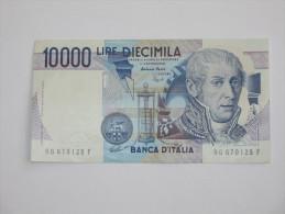 10000 LIRE - Diecimila - ITALIE  - Banca D´Italia 1984 -- UNC -- **** EN ACHAT IMMEDIAT **** - [ 2] 1946-… : République