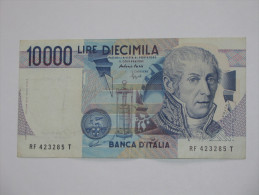 10000 LIRE - Diecimila - ITALIE  - Banca D´Italia 1984. - [ 2] 1946-… : République