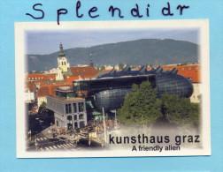 AK Austria-Graz-kunsthaus-mint - Museen