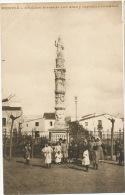 Merida Obelisco Formado  Con Aras Y Capitalos Romanos - Mérida