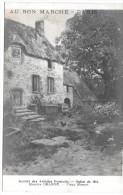 AU BON MARCHE - Salon Des Artistes Français 1914 - Maurice ORANGE - Vieux Manoir - Publicité