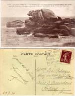 PLOUMANAC'H - Le Gnome - Cachet Daguin De SAINT QUAY PORTRIEUX  (64901 - Ploumanac'h