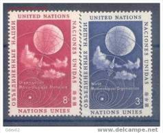 ONU49-L1220CTOOSC.Spain..Organisacion Metereologica Mundial.NACIONES UNIDAS (IV. 49/0**) - Sin Clasificación