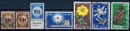 1960 - ISRAELE - ISRAEL - Catg. Mi. 191/217 - Used/MLH/NH  (S02032014...) - Israel