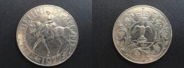 1977 - 25 NEW PENCE GRANDE-BRETAGNE GREAT BRITAIN - 1971-… : Monnaies Décimales