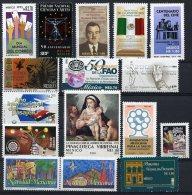 MEXICO / MEXIQUE (1995) - Sellos Y Series Nuevas / Mint Sets And Stamps (M016) - Mexico