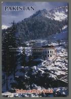 T2604 PAKISTAN USHU VALLEY SWAT VG Formato ExtraGrand (m) - Pakistan