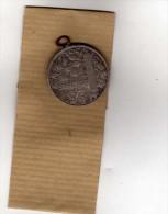 Monaie Avec Anneau Brasé - Pedantif  - Pièce De 25 Ct  1904  Nickel 7 Gr - Bijoux & Horlogerie