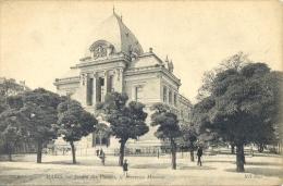 CPA PARIS - JARDIN DES PLANTES - LE NOUVEAU MUSEUM - Parcs, Jardins