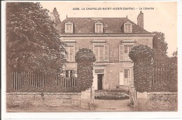 72 - LA CHAPELLE SAINT AUBIN - La Liberde - Andere Gemeenten