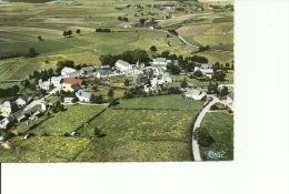 Morhet Sibret Vue Aérienne  Panorama - Vaux-sur-Sûre