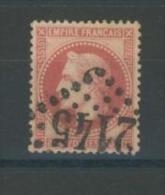FRANCE               ---    N°    32 - 1863-1870 Napoléon III Lauré