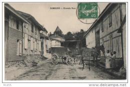 SOMSOIS ( 51 Marne ) Grande Rue - France