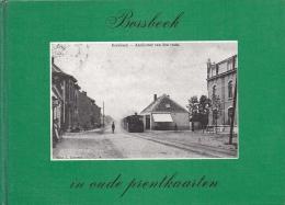Borsbeek In Oude Prentkaarten  38blz  1974 - Borsbeek